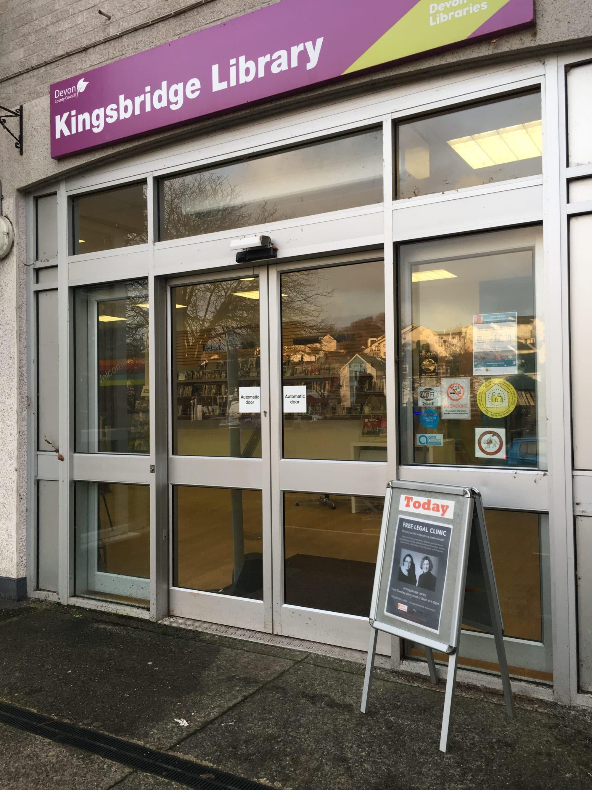 Kingsbridge Library